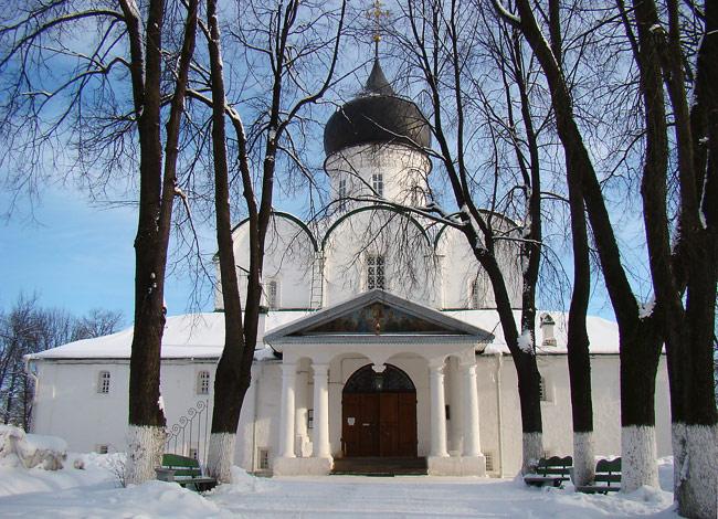 Троицкий собор Александровского кремля— хранитель тайн древней истории