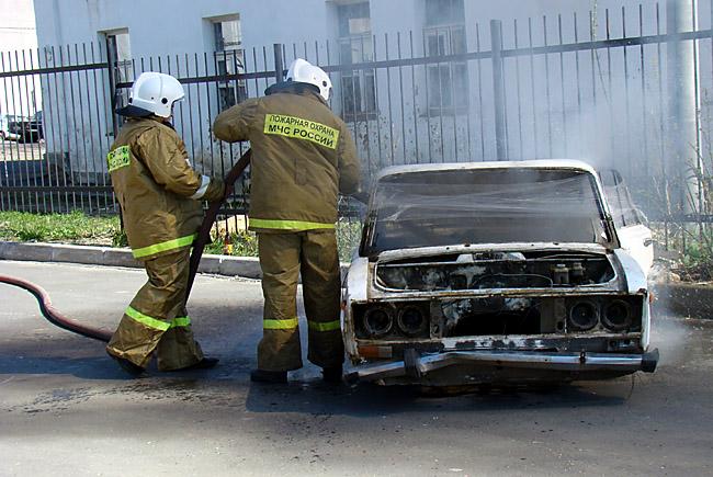Пожарная безопасность в Санкт-Петербурге