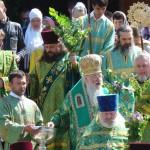 Праздник Святой Троицы в Карабаново