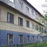 Общежитие на улице Локомотивной