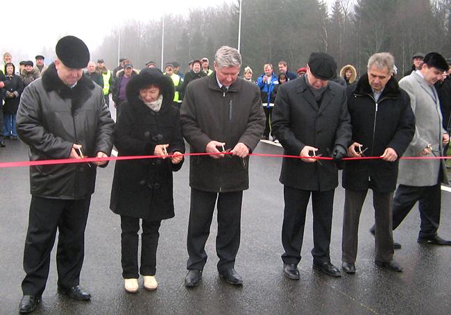 План реконструкции дороги был утвержден еще в 1978 году Советом министров РСФСР, и даже были начаты строительные...