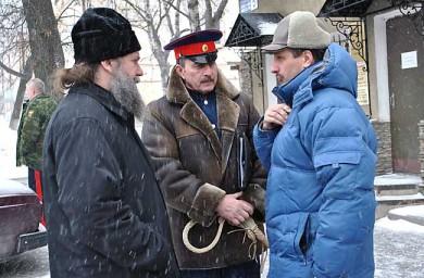 Дела казаки решают всем миром