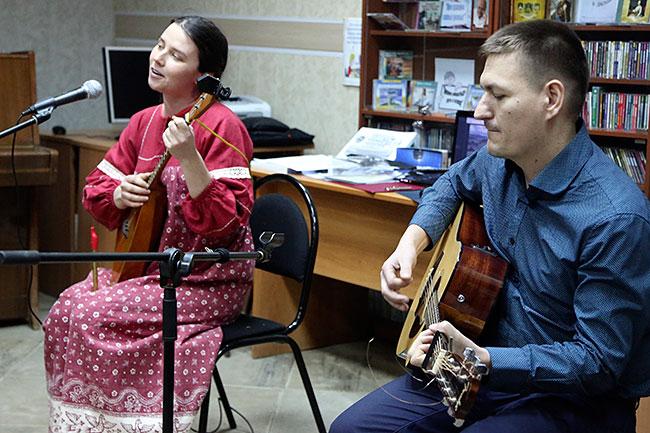 Анастасия и Сергей Лепилкины.