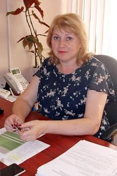 Елена Горбачёва