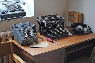 Экспонаты будущего Музея истории техники