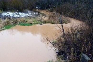 Попадания воды в газопровод
