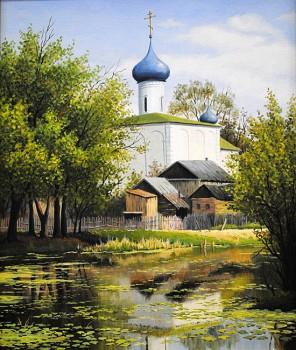 """Николай Корнев, """"Над миром"""", 2008."""
