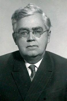 Василий Павлович Зубов. К. 1950-х гг.