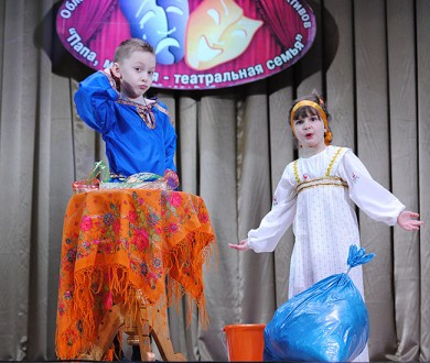 Иван Дорофеев очаровал жюри сценическим обаянием.