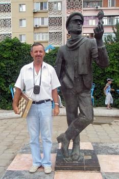 Евгений Шевченко.
