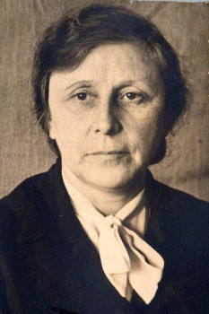 В.Ф. Лавровская. Фото из фондов музея.