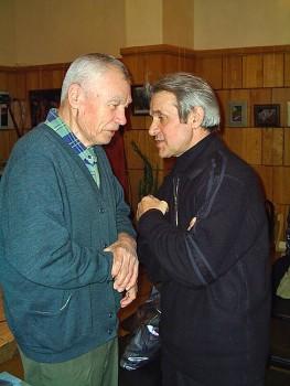 А.М. Колосков и З.М.Миннахметов