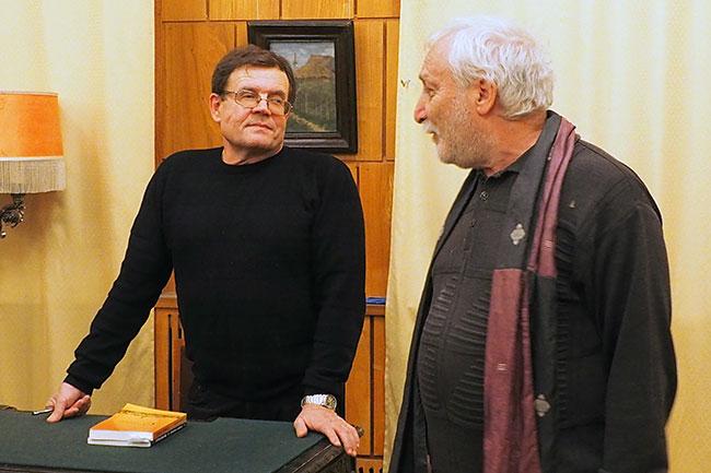 Евгений Викторов и Лев Готгельф
