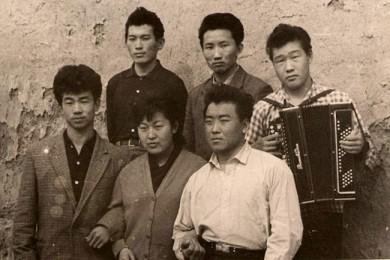 Ленинабад, 1962 г.