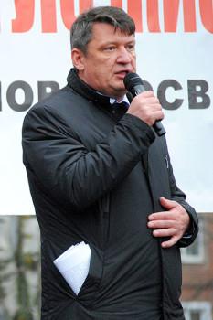 Олег Коврижных